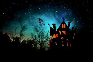 Witch or hagetisse: what's the difference and why aren't I called a witch?
