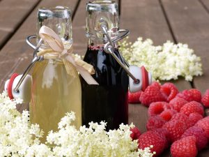 How to make a medicinal herbal syrup, part 1: the basics