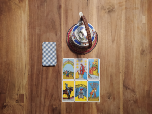 A short introduction to divination for beginners: reading the weave of the web